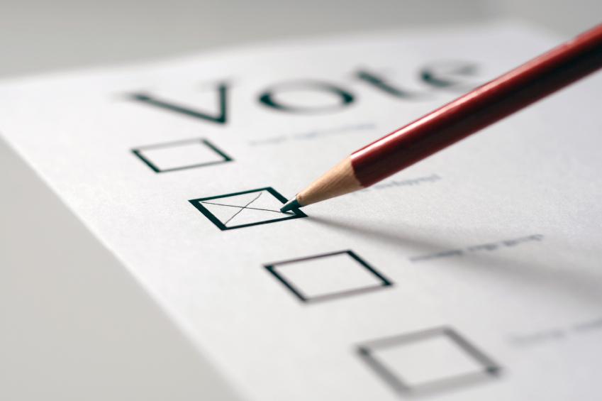 Vote-ballot-paper