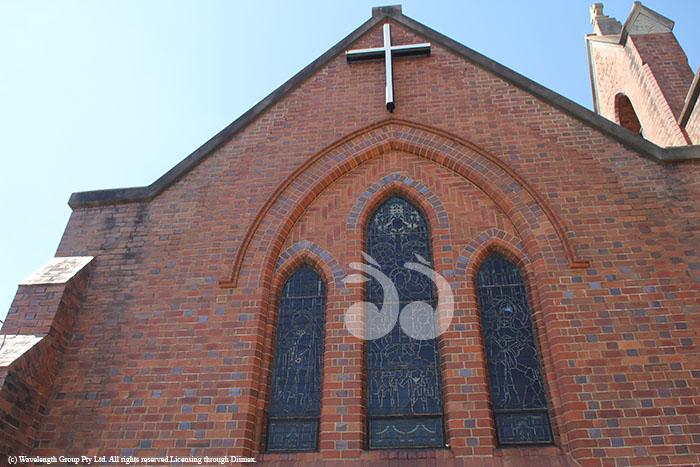 St Andrews Church Scone.
