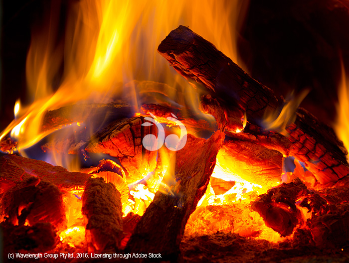 Prepare for lighting your wood fire, or risk a fine.