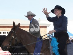 Calling Equine Local Legends