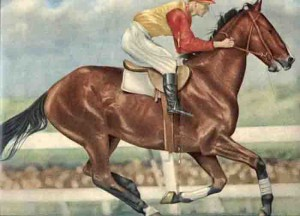 Gloaming won 57 races from 67 starts.