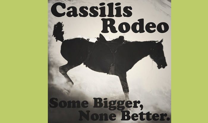 The Cassilis Rodeo is on this weekend.