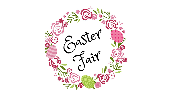 St Mary's is having an Easter Fair this evening.