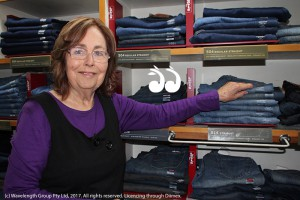 Jan Serhan has sold clothes to the people of Scone for almost half a century but is now ready to retire.