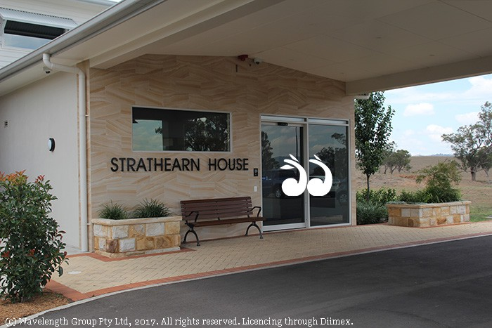 Aged care for everyone: Strathearn House is open to the public tomorrow.