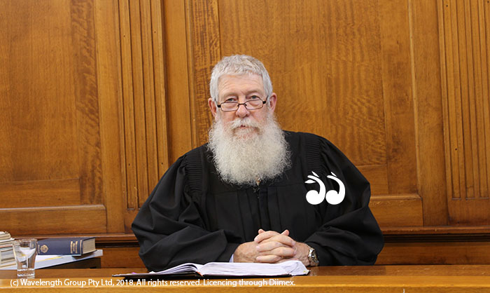 Magistrate Roger Prowse will no longer be the presiding magistrate in Scone, but as the relieving magistrate may be back from time to time.