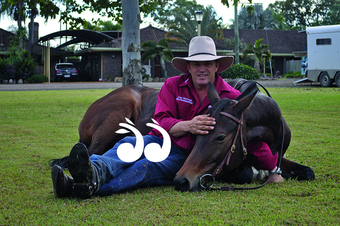 Guy McLean will perform at the Horse Festival this year.