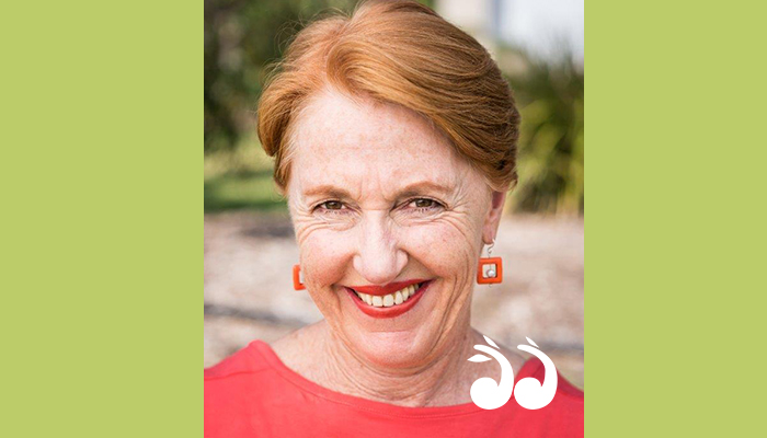 Jane Jordan has stepped intothe role of president for the Scone Literary Festival.
