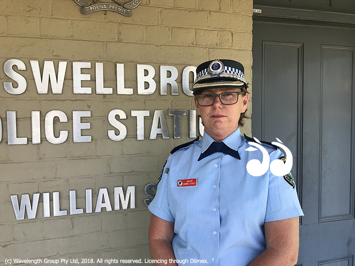 Inspctor Joanne Schultz said the investigation into the death of a 41 year old Scone man had been handed to homicide investigators.