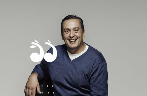Christos Tsiolkas will be giving the Patrick White Oration at this year's Scone Literary Festival. Photo: John Tsiavis