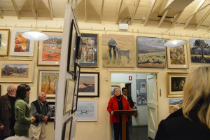 Scone Art Prize - Opening Night - scone com au : scone com au