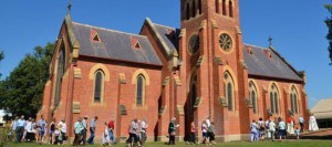Service For Those Who Help Most @ St Luke's Anglican Church