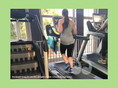 Treadmill Challenge for Suicide Awareness