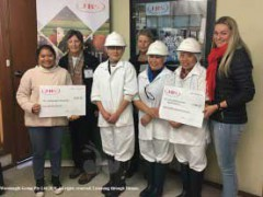 Meat Workers Help Local Cancer Patients