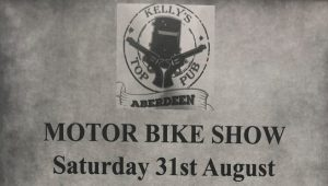 Motor Bike Show @ Kelly's Top Pub