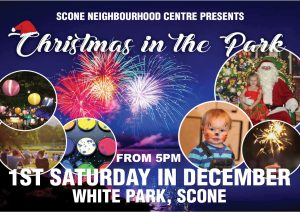 Christmas in the Park 2019 @ Scone White Park Arena