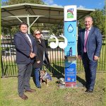 Murrurundi Pipeline Officially Opened